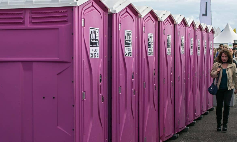 Comment bien choisir la location de wc pour un mariage