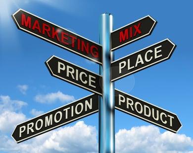 Tout savoir sur le mix marketing