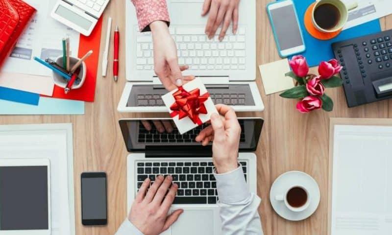 Comment faire un cadeau d'entreprise ?