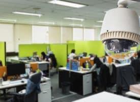 videosurveillance au travail
